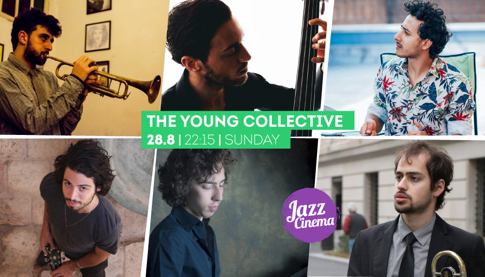 Young Collective at the red sea jazz festival eilat