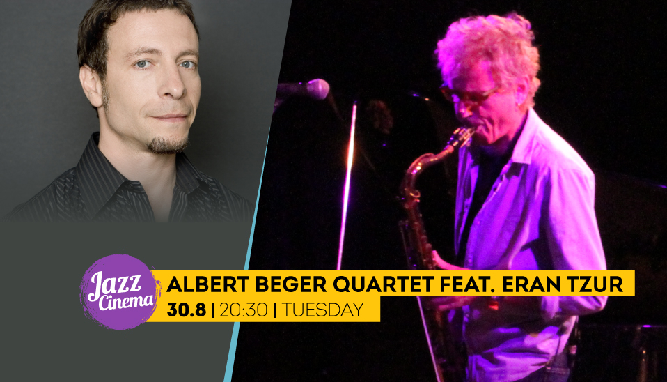 Beger Tzur at The Red Sea Jazz Festival Eilat Israel