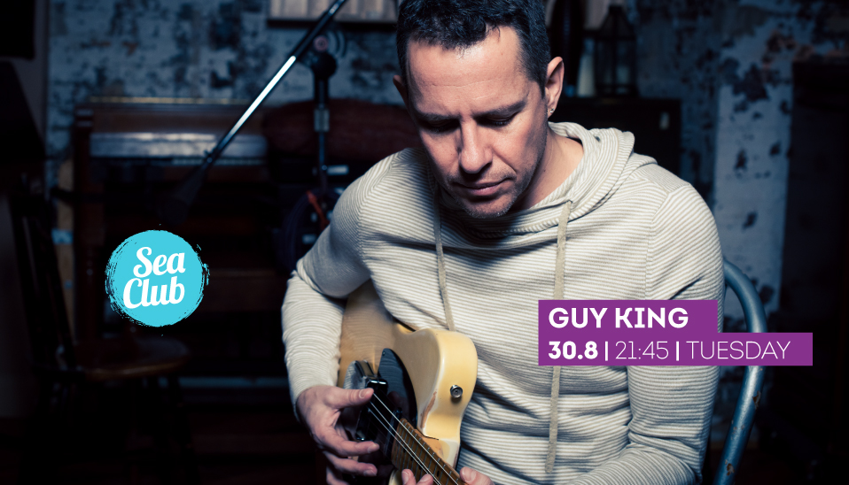 Guy King at The Red Sea Jazz Festival Eilat Israel