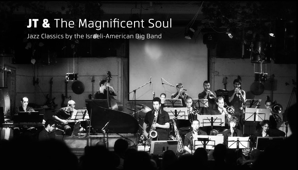 JT and the Magnificent Soul